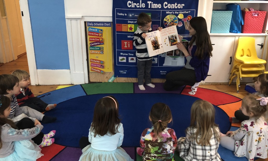Circle Time Pic Website