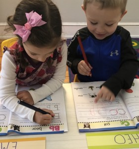 Preschool Learning and Enrichment Tab